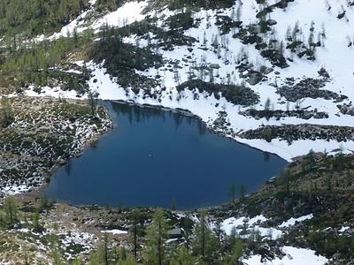Lago del Salei