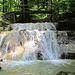 Einer der Wasserfälle.