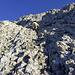 Im Abstieg vom Altmann auf dem Normalweg.