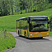 Dank den gelben Postautos sind so schöne ÖV-Wanderungen möglich