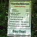 Infotafel Starzlachklamm