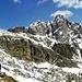 Monte Mulaz,2906m, in Nachmittagssonne...