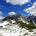 Laghetto Caladora und Monte Mulaz,2906m.