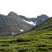 in vista del monte Rotondo a dx