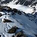 Abstieg über den SW-Grat