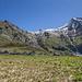 Alpe Bardughè, im Hintergrund der Pizzo Vogorno