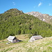 Alpe di Pii, sormontata dal Madonnetto e dai due Güi