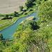 Schön angelegter Teich