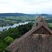 Schloss Hohenklingen Turmaussicht