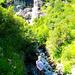 Wasserfall kurz vor Le Vichiesso