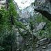 Aufstieg nach Mater - im Graben des Ri di Magnasca scheinen die Riesen gewürfelt zu haben