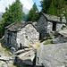 Chient - hübsche alte Steinhäuser, welche dank Plinio Martini nicht in Vergessenheit versunken sind