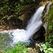 """Der """"mächtigste"""" Wasserfall der Schlucht"""