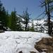 Aufstieg über Sandroi - auch ohne Schneeschuhen möglich