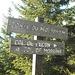 dieses schild steht 160 m südlich vom dent du midi 1851!