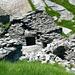 Corte del Pezz - gut erhaltene Steinhäuser