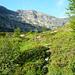 Der obere Talkessel des Val Marcri