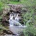 Wildromantische Wasserfälle.