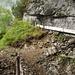 Aufstieg zur Alp Panära