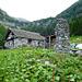Ankunft in Stabbio di Mezzo, Val Marcri