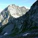 Aufstieg zum Mezzodi - Blick zur Bassa della Cognora und zur Cima Bianca, 2612m