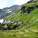 Im oberen Talkessel des Val Cramosino - traumhaftes ebenes Plätzchen auf 2100m