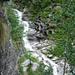 Aufstieg zur Capanna Cognora - heikle Passagen sind mit Stahlseil gesichert (T3)