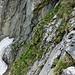 Die unteren Steilpartien der Akadiaroute können über diese Rampe umgangen werden