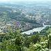 Aussicht auf Marburg / Otfrieden und Umgebung