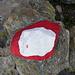 Segnavia originale: pietre colorate
