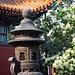 Gleich am Ankunftstag in Peking besuchten wir den Lamatempel im Nordosten der Pekinger Altstadt.