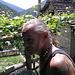 Piero vive qui da 10 anni estate ed inverno in solitudine nel mezzo della Val Grande