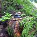 Der Weg ist immer gut beschildert und nicht zu verfehlen - nicht nur aber auch Dank der gigantischen Steinmännchen.
