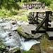Brücke zum Gasthaus Fondovalle