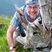 Zweiter Gipfelmann - Zufallstreffen mit [u chaeppi]