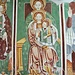La Madonna con il Bambino caratterizzata da un panneggio ricco e morbido.