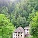 La frazione Moline di Boccioleto, nei pressi del torrente Cavaglione.