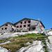 """Die """"alte"""" Monte Rosa Hütte"""