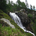 erster Wasserfall des Ri di Mognola