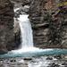 Wasserfall am Moarhmmajåkka