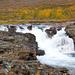 Wasserfall am Kaitumjåkka