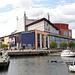 Einige Stunden später. Opernhaus in Göteborg