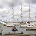 Segelschiff Viking Göteborg mit Jachten