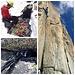 SAC Clean Climbing Kurs