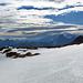 grandiose Gletscherlandschaft