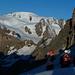 Al Col d'Amianthe, amici e Mont Vélan