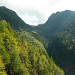 La val Vicima dove si svolge l'itinerario