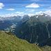 Torwand,Grabspitze,Hohfeiler e la val Vizze...