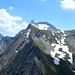 sullo sfondo la Grabspitze