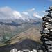 Muttler-Gipfel Steinmandli